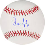 Aaron Judge New York Yankees Autographed Baseball