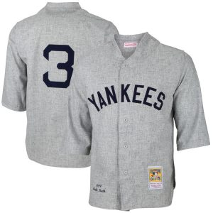 Babe Ruth MLB Authentic Jersey – by Mitchell & Ness