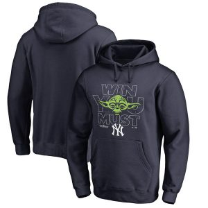 NY Yankees 2017 Postseason Star Wars Win You Must Hoodie