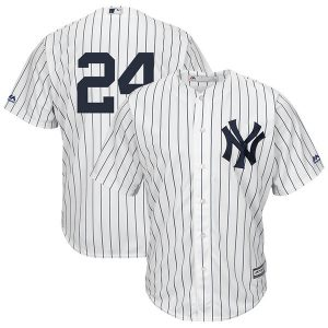 Gary Sanchez Majestic Cool Base Replica Jersey – White