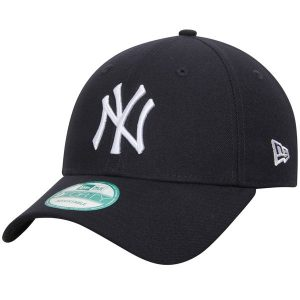 NY Yankees New Era Navy League 9FORTY Adjustable Hat