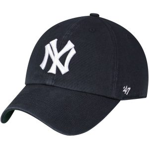 NY Yankees '47 1911 Franchise Cooperstown Fitted Hat – Navy