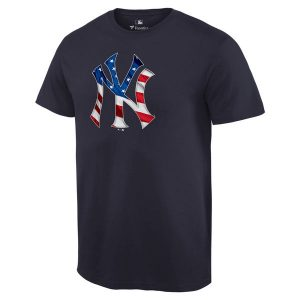 New York Yankees Banner Wave T-Shirt