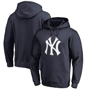 NY Yankees Primary Logo Pullover Hoodie
