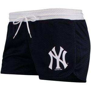 New York Yankees Women's Overtime Run Short – Navy