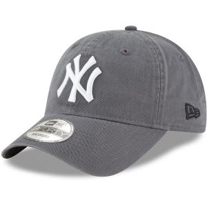 NY Yankees New Era Graphite Core 49FORTY Fitted Hat