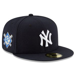NY Yankees New Era 2018 Jackie Robinson Day 59FIFTY Fitted Hat