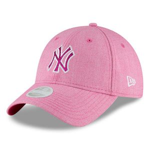 NY Yankees New Era Women's 2018 Mother's Day 9TWENTY Adjustable Hat – Pink