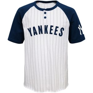 New York Yankees Youth Game Day Jersey T-Shirt