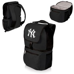 New York Yankees Zuma Cooler Backpack – Black