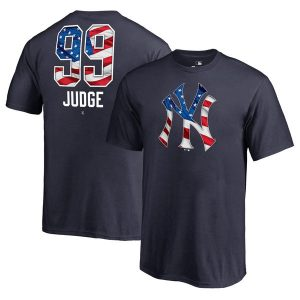 Aaron Judge – Yankees Youth 2018 Memorial Day T-Shirt
