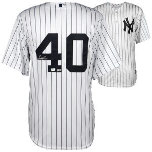 Luis Severino NY Yankees Authentic AUTOGRAPHED Jersey