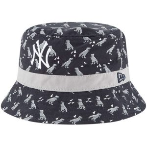 New York Yankees Infant Navy Dino Bucket Hat