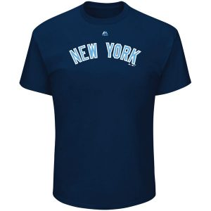 New York Yankees Navy Father's Day T-Shirt